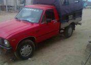 Camionta toyota del 1981