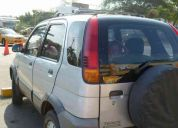 Vendo flamante daihatsu terios 4x4 full a/c aÑo 98