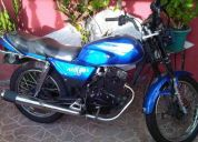 Urgente ¡¡¡¡¡¡¡¡ venta moto (motor uno attax 150 cc)