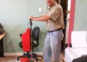 Vendo por viaje lavadora de alfombras industrial