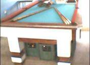 Venta de mesa de billar (pool)