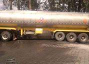 Vendo tanque para trailer
