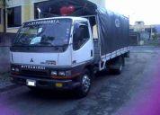 Vendo camion mitsubishi 2001 de 5 ton.