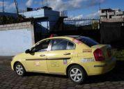 Vendo o cambio con casa en quito taxi con puesto en quito