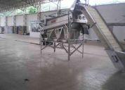 Clasificadora de camaron marca balzor 4000 lbs de capacidad inoxidable
