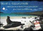 Boletos muy economicos a las islas galapagos
