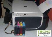Impresora mp250 sistema de tinta continua