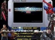 Master multijuegos 8 en 1
