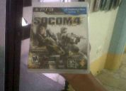 Juego para ps3 play station 3 vendo o cambio socom 4