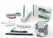 Vendo nintendo wii incluido disco duro externo con 20 juegos y cargador de baterias