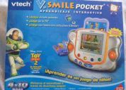 V.smile pocket aprendizaje interativo