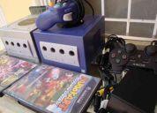 Gamecube  nintendo  dos consolas  2624838  098792729