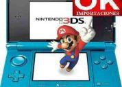 Nintendo 3ds + juego 3ds + 2gb $275