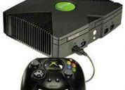 Xbox vendo 5 juegos una palanca todo original.  o cambio por pitbull.