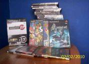 Colección de 50 juegos para playstation 2