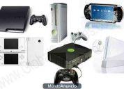 Servicio tecnico para play2/ps3/psp/wii/xbox360/nintendods