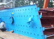 La trituración de los residuos de construcción