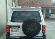 Vendo jeep montero japones 3 puertas aÑo 93 full