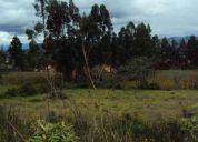 Terreno grande y plano en el campo cambio por departamento en cuenca.