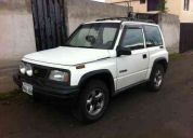 Chevrolet vitara 3ptas 4x4 del 2001