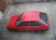 Vendo automovil mazda 323 del año 96