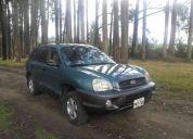 Hyundai santa fe 2004 en perfectas condiciones y estado!!!