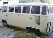 Cambio furgoneta combi 92