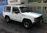Vendo trooper aÑo 1983 3 puertas