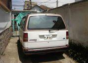 furgoneta ford aerostar  1993