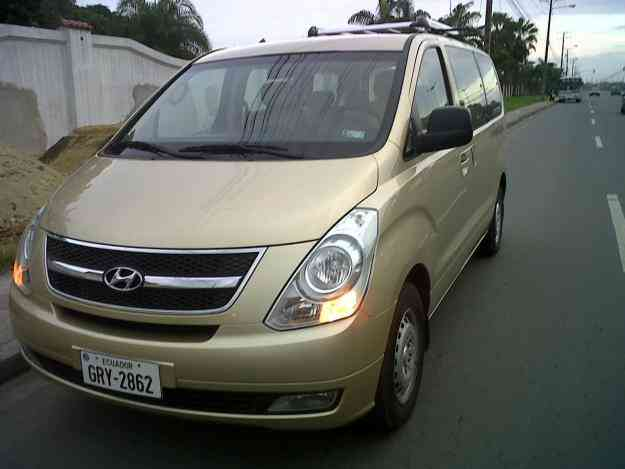 hyundai h1 full equipo oportunidad 2011 guayaquil norte doplim 10681. Black Bedroom Furniture Sets. Home Design Ideas