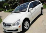 2007 mercedes-benz r500 4matic