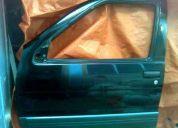 Puertas para autos originales y alternas para mazda; nissan y toyota