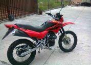 moto axxo como nueva