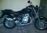 Moto shineray pistera