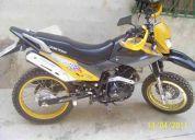 Bendo barrata moto daytona 250cc