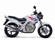 Moto honda twister 250cc