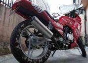 Vendo o cambio moto loncin lx 200 ciclon sport-ninja
