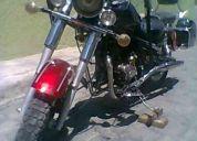 Oportunidad vendo linda moto tipo pandillera 150ccmotor1 en 690 dolares 084045527-3455-394