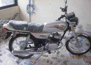 Moto koshin año 2010 y  susuki x100 2011 nuevas