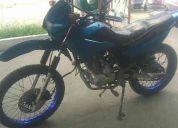 Vendo moto zanya 250cc