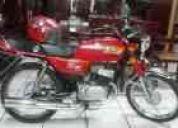 Oportunidad moto suzuki ax 100 del 2011 de paquete
