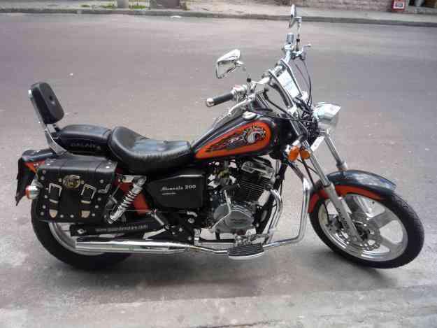 Preciosa moto galardi nemesis a precio de regalo for Moto regalasi
