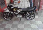 Vendo en exelente estado suzuki  modelo 2 ax100 del 2008