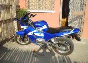 Vendo moto shineray 200cc