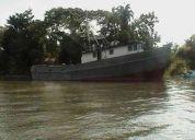 Venta de barco de acero ( llamar para negociar )