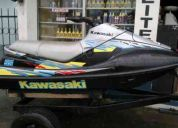 Moto acuatica kawasaki 650 cc