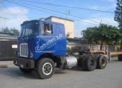 Vendo mack 78 con puesto en compañia de transporte