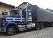 Vendo hermoso trailer enganchado urgente