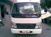 Vendo camion mitsubishi fuso 3.5 ton 2008 52500km
