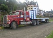 Cabezal freightliner 86 flamante